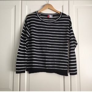 H&M Striped Light Sweater
